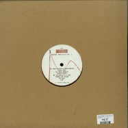 Back View : Chris Carrier, TM Shuffle & Ittara, Merv, Ivano Tetelepta & Benito Martino - VOLUME 1 - Mouche Records / MOUCHE005