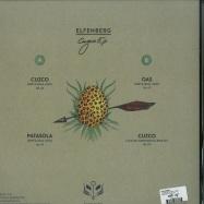 Back View : Elfenberg - CUZCO EP (VINYL + MP3) - Kamai Music / KAMAI003