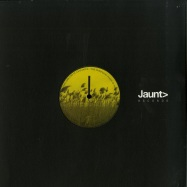 Back View : Blackhall & Bookless / Hiver / Kaelan / Stojche - 10 YRS RMX EP1 (140 G VINYL) - Jaunt / JR 009.1