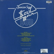 Back View : Junior Soul - SOUL MAN DUB (LP) - Burning Sounds / BSRLP917