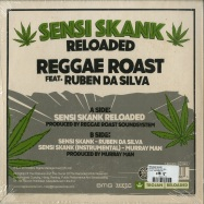 Back View : Reggae Roast - SENSI SKANK EP (10 INCH) - Trojan / 405053850166