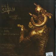 Back View : The Satan - GANGZTA CASH EP (GOLDEN VINYL + MP3) - PRSPCT XTRM / PRSPCTXTRM048