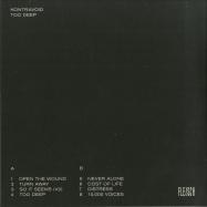 Back View : Kontravoid - TO DEEP (LP) - Fleisch / F015