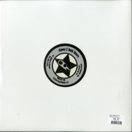 Back View : Sunny & Deck Hussy - STRATOSPHERE EP - Knitebreed Records  / BREED26