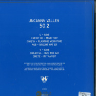 Back View : Various Artists - BLUE: CREDIT 00, GNISTA, AGB, BREAK SL, QNETE - Uncanny Valley / UV050-2