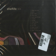 Back View : Calibre - SHELFLIFE 6 (CD) - Signature / SIGCD015