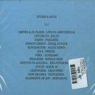 Back View : Various Artists - DIVIDE & RULE (CD) - Pi Electronics / PEVACD02