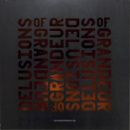Back View : Soul Of Hex - DISCO PERMANENTE EP - Delusions Of Grandeur / DOG80
