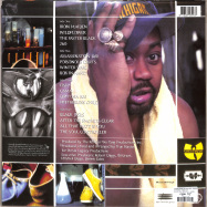 Back View : Ghostface Killah - IRONMAN (180G 2LP) - Music on Vinyl / MOVLP1451 / 8363880