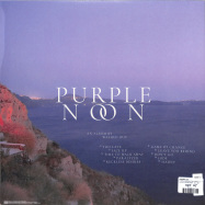 Back View : Washed Out - PURPLE NOON (LTD PURPLE LP + MP3) - Sub Pop / SP1365LOSER / 00141393