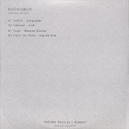 Back View : Various Artists - SUCCUBUS - Inguma Records / NGM001