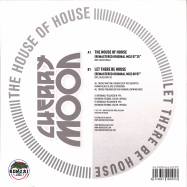 Back View : Cherry Moon Trax - THE HOUSE OF HOUSE / LET THERE BE HOUSE (10 INCH) - BONZAI CLASSICS / BCV2020016