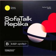 Back View : Scruscru / Jehan / Hotmood / SofaTalk / Replika - PERFECT DUALITY SERIES - Deeppa Records / DEEPPA01