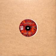 Back View : Jaquarius & more - ORANGE EYE LP PART 1 (WHITE VINYL) - Zodiak Commune Records / ZC021-1