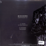 Back View : Bichord - CONTINUUM (CLEAR VIOLET VINYL) - Eclectic Limited / ECLLTD016