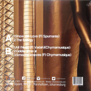 Back View : Oscar MBO - GOLDEN POWER - Tokzen Records / TR0006
