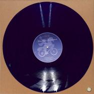 Back View : Phonopsia - HEADLESS HORSEMAN (BLUE VINYL) - Horse Category / HC 002