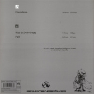 Back View : B.Ashra - DIESTELMAN EP - Corrosive Media / CM005