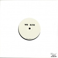 Back View : Unknown - WE ARE VOLUME 1 (10 INCH) - WRR001