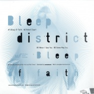 Back View : Bleep District - BLEEP OF FAITH EP - Winding Road Records / road022