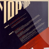 Back View : Mop Mop - KISS OF KALI EP (INCL. PATCHWORKS REMIX) - Infracom / ic146-1