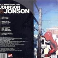 Back View : Johnson & Johnson - JOHNSON & JOHNSON (2X12 INCH LP) - TR396051
