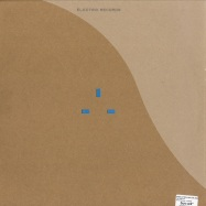 Back View : Mystic Letter K (aka Cari Lekebusch) - THE DUST EP - Electrix Records / ETRX018