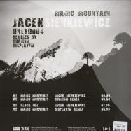 Back View : Jacek Sienkiewicz - MAGIC MOUNTAIN (DUALISM / DISPLAYFM RMXS) - Numbolic Unlimited / unltd004