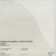 Back View : Francisco Allendes & Paola Poletto - ANIMALS - Desolat / Desolat024