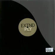 Back View : JC Williams - IN YOUR ARMS - EXTND PLY Recordings / EP039