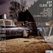 Back View : dOP - CLOSE UP (SAN PROPER, CATZ N DOGZ RMXS) - Circus Company / CCS088