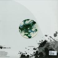 Back View : Nikola Gala - OFF WHITE EP - Diebaudio / da027