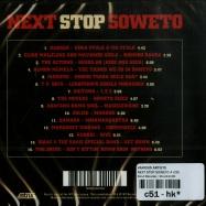 Back View : Various Artists - NEXT STOP SOWETO 4 (CD) - Strut Records / Strut121CD