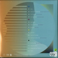 Back View : Alle Farben - MUSIC IS MY BEST FRIEND (COLOURED 2X12 LP + CD) - Polytope / 88985320271