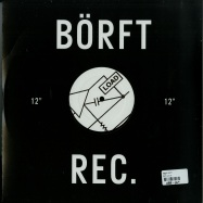 Back View : Daniel Araya - LOAD - Borft / Borft139