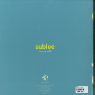 Back View : Sublee - THEIR MIND LP (2X12 LP) - Baumbaum Label / BBG002
