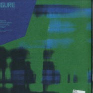 Back View : Lewis Fautzi - DEGREES EP - Figure / Figure89