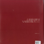 Back View : Paolo Rocco & Pijynman - RAWM 01 (DIEGO KRAUSE / ALIX ALVAREZ RMX / VINYL ONLY) - RAWMoments / RAWM01