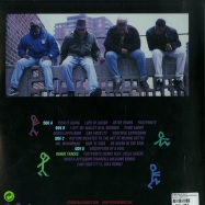 Back View : A Tribe Called Quest - PEOPLES INSTINCTIVE AND THE PATH OF RHYTHM (2X12) - Sony Music / 88875172371