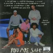 Back View : Keinemusik (Rampa, Adam Port, &Me) - YOU ARE SAFE (2LP + MP3) - Keinemusik / KM039LP