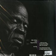 Back View : Maceo Parker - ITS ALL ABOUT LOVE (LP, 180 G VINYL) - Leopard / N78051
