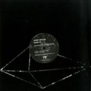 Back View : Mark Broom - DANK EP (180G COLOURED VINYL) - Proper Techno Tunes / PTT002