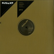 Back View : Robert Hood - CLOCKS / LOW LIFE / GO - M-PLANT / MPM30