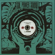 Back View : Eugene Mona and Max Ransay - TAMBOURS DE MARTINIQUE - Sol Power Sound / SOLPS007