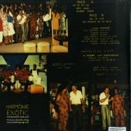 Back View : Alex Dorothee Et Sa Troupe Gavodie - AU KRISMA DISCOTHEQUE LP - Harmonie Exotic / HE001