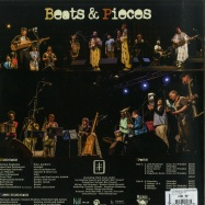 Back View : Luc Mishalle & Marockin Brass - BEATS & PIECES (LP) - Rebel Up / RUP007