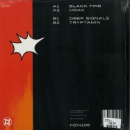 Back View : Artilect - BLACK FIRE EP - Horizons Music / HZN106