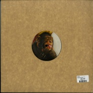 Back View : Matpri - VANTUZ EP (VINYL ONLY) - Slowdy Mowdy / SM007