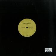 Back View : Petar Cvetkovic - KOLIBRI (INCL MARKO NASTIC RMX) - Brosh Records / BRSH003