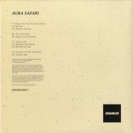 Back View : Aura Safari - AURA SAFARI (2x12 iNCH) - Church / CHURCH017